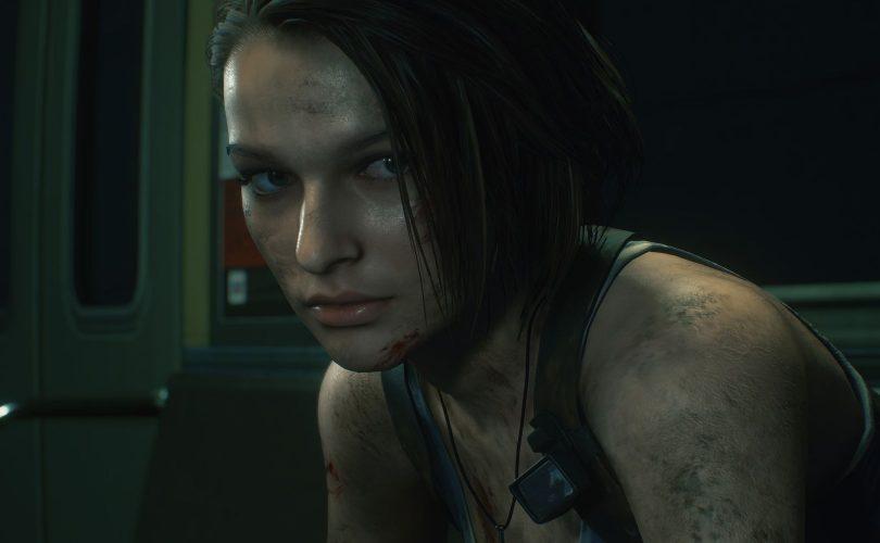 RESIDENT EVIL 3 – Ecco il trailer dedicato a Jill Valentine