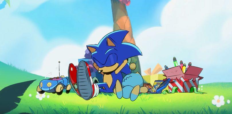 Sonic: disponibile il cortometraggio animato Chao In Space