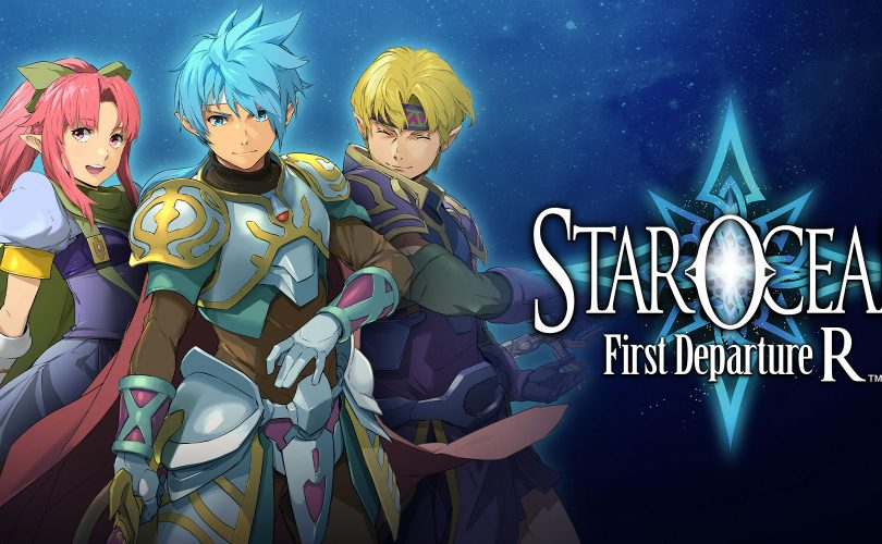 STAR OCEAN First Departure R - Recensione