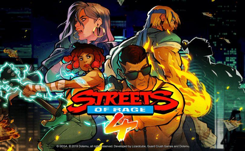 Streets of Rage 4 riceverà una versione fisica grazie a Limited Run Games