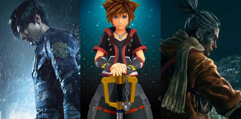TOP 10 – I migliori videogiochi giapponesi del 2019