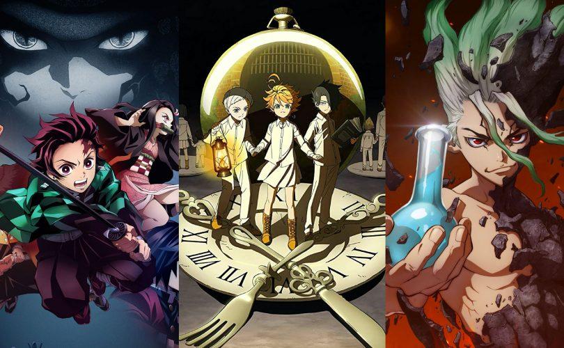 Top 10 – I migliori Anime del 2019