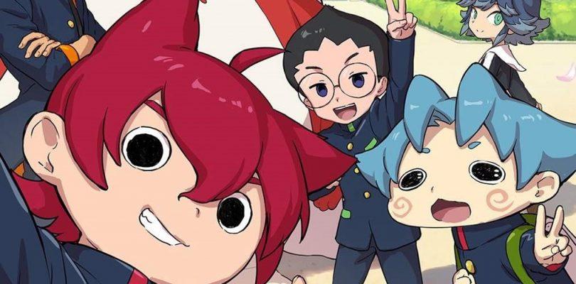 YO-KAI WATCH Jam: Yo-Kai Academy Y – Nuove immagini dal sito ufficiale