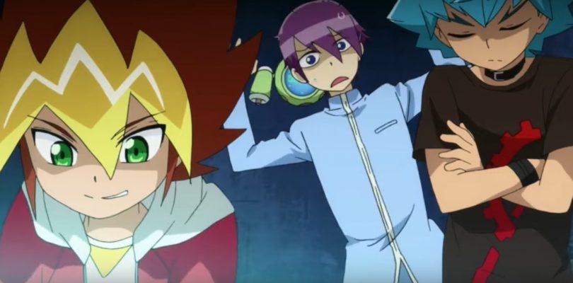 La nuova serie animata di Yu-Gi-Oh! debutterà ad aprile 2020