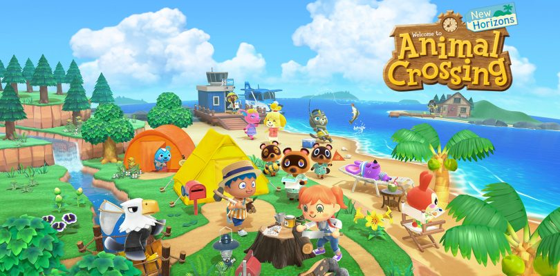Prenota Animal Crossing: New Horizons al 20% di sconto