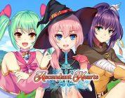 La visual novel Ascendant Hearts arriverà su Switch il 30 gennaio