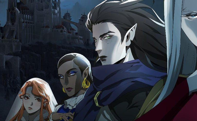 Castlevania: la terza stagione arriva su Netflix il 5 marzo