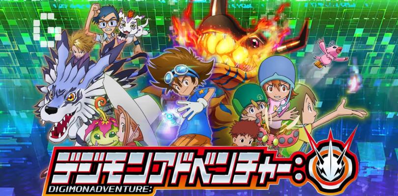 DIGIMON ADVENTURE: trailer inglese e cast della nuova serie anime