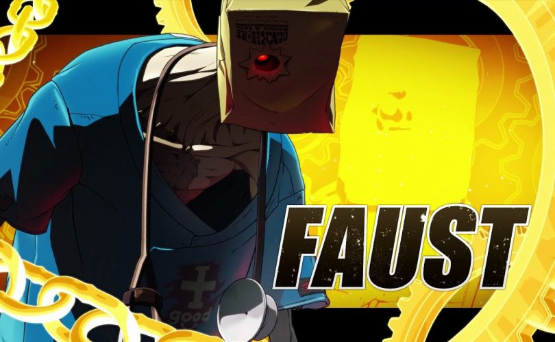 GUILTY GEAR -STRIVE- accoglie Faust come personaggio giocabile