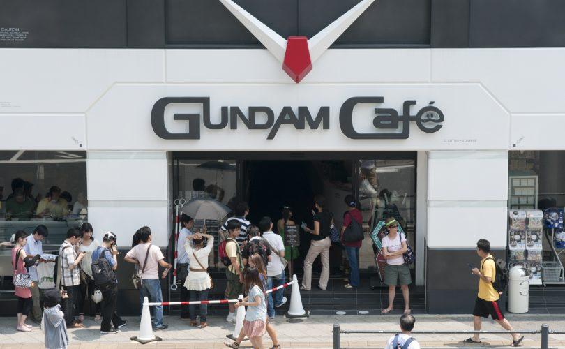 Espansione in vista per il GUNDAM Café di Akihabara