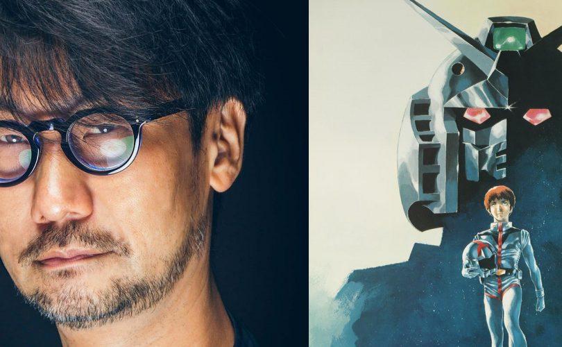 MOBILE SUIT GUNDAM: la recensione di Hideo Kojima