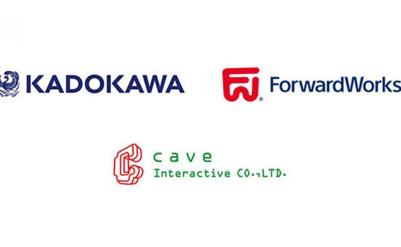 ForwardWorks e Kadokawa annunciano un misterioso mobage sviluppato da Cave