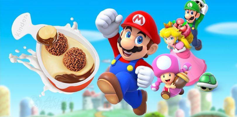 Super Mario Kinder Joy