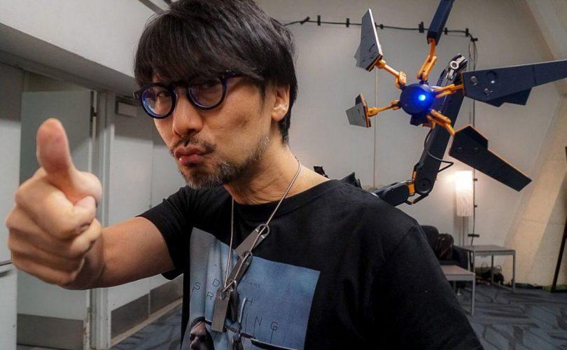 Hideo Kojima parla dei suoi progetti per il 2020