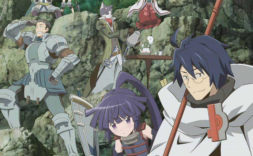 Log Horizon: terza stagione in arrivo per l'anime
