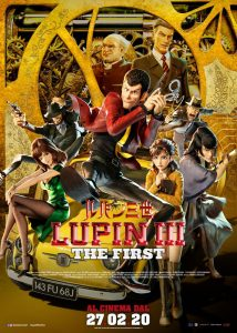 LUPIN III – THE FIRST