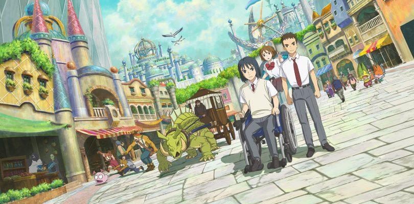 Ni no Kuni - Recensione del film animato
