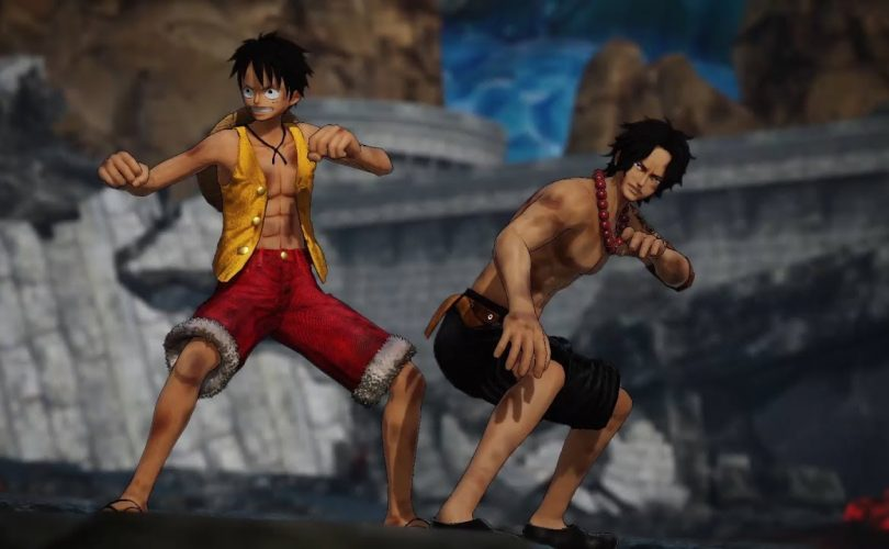 ONE PIECE: PIRATE WARRIORS 4 – Un video promozionale per l'arco di Marineford