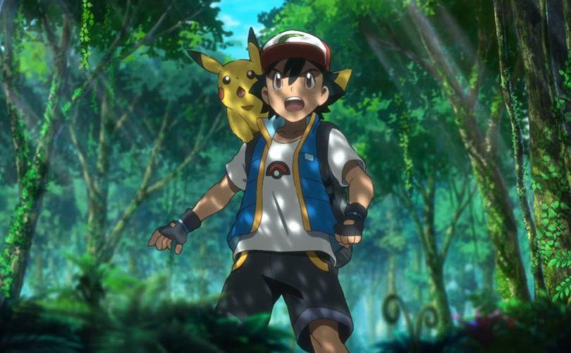Pokémon: primo trailer per il nuovo film animato