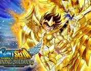 SAINT SEIYA SHINING SOLDIERS è disponibile da oggi su Android e iOS