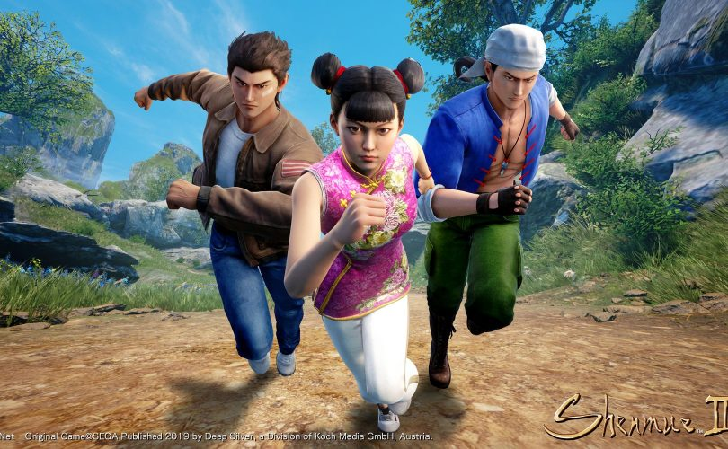 "Shenmue III: in arrivo il primo DLC ""Battle Rally"""