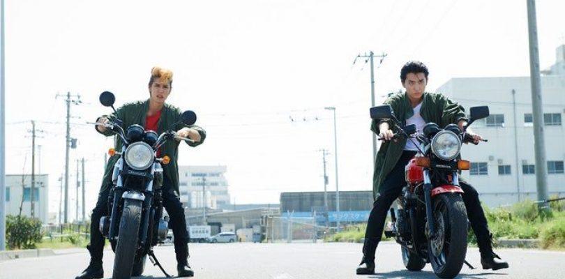 Shonan Junai Gumi: il trailer di debutto dell'adattamento live-action