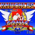 SEGA AGES: Sonic the Hedgehog 2 avrà Knuckles come personaggio giocabile