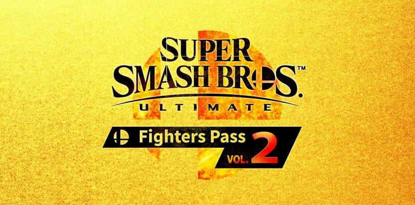 Offerta per il Fighter Pass Vol. 2 di Super Smash Bros. Ultimate