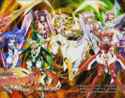 Symphogear XD Unlimited: il secondo trailer del mobile game