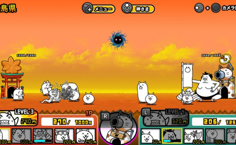 Together! The Battle Cats New Version annunciato per Nintendo Switch