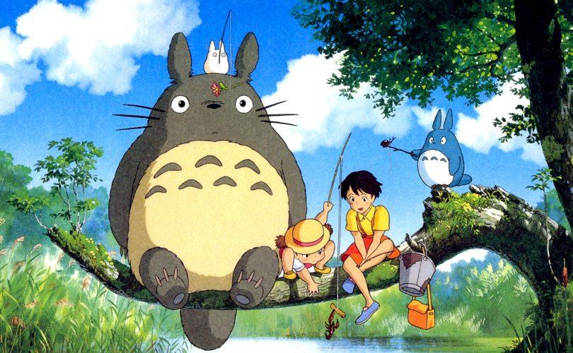 Totoro - Netflix: in arrivo i film dello Studio Ghibli