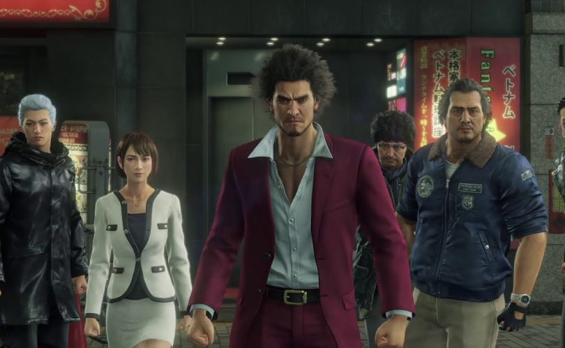 Yakuza: Like a Dragon – Debuttano in rete nuovi spot TV