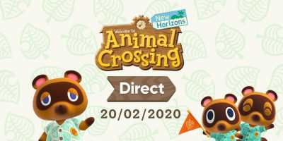 Animal Crossing: New Horizons Direct