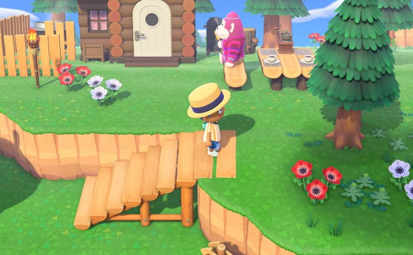 Animal Crossing: New Horizons - Guida: Come salire sulle alture