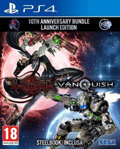 Bayonetta & Vanquish 10th Anniversary Bundle - Recensione