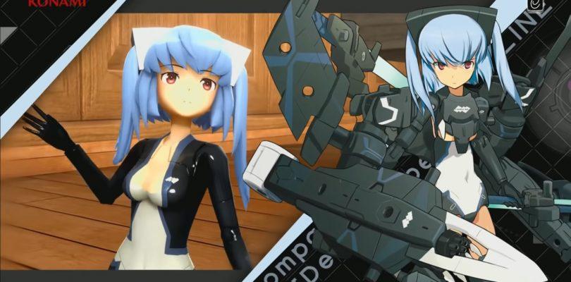Busou Shinki Armored Princess: Battle Conductor annunciato per arcade