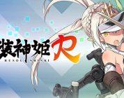 Busou Shinki R annunciato per dispositivi mobile