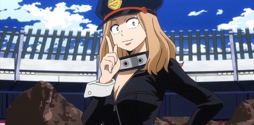 MY HERO ONE'S JUSTICE 2 accoglie nel roster Camie Utsushimi e Seiji Shishikura