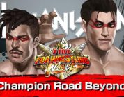 "Fire Pro Wrestling World: ecco il trailer di lancio per il DLC ""Fighting Road: Champion Road Beyond"""