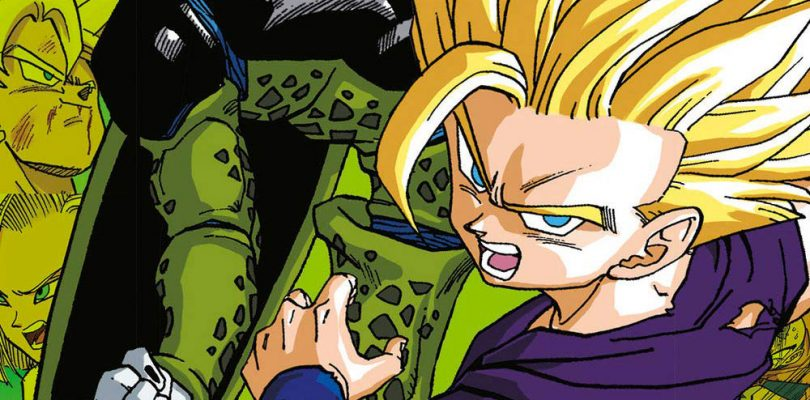 DRAGON BALL FULL COLOR – LA SAGA DEI CYBORG E DI CELL N. 6