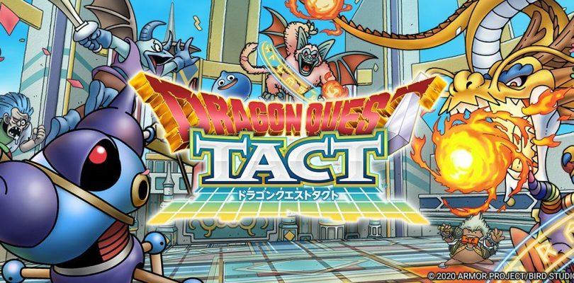 DRAGON QUEST TACT annunciato per iOS e Android