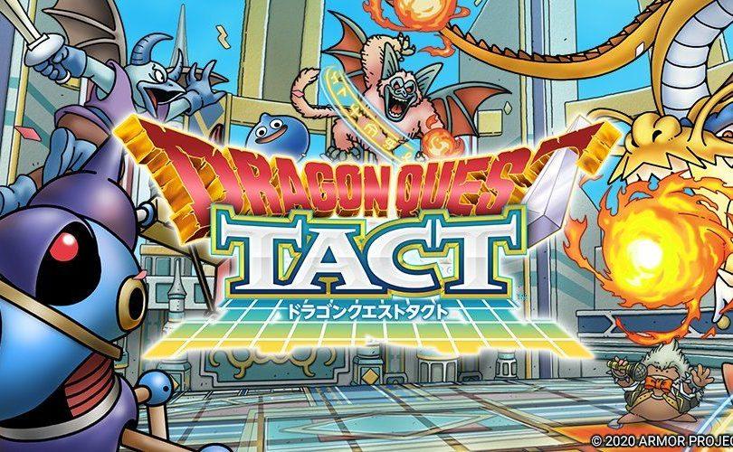 DRAGON QUEST TACT: disponibile un nuovo teaser trailer e la possibilità di iscriversi alla beta chiusa