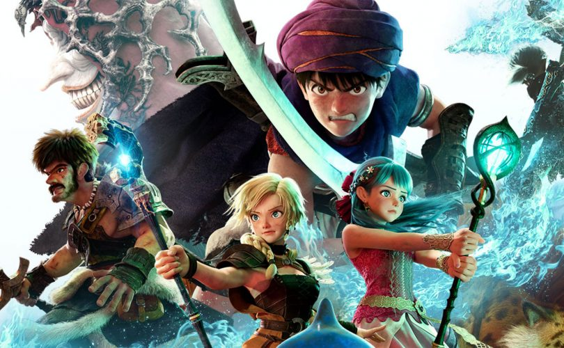 DRAGON QUEST: YOUR STORY - Recensione