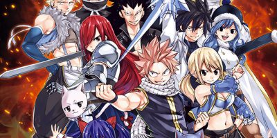 FAIRY TAIL GUST