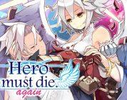 Hero must die. again: disponibile il trailer di lancio