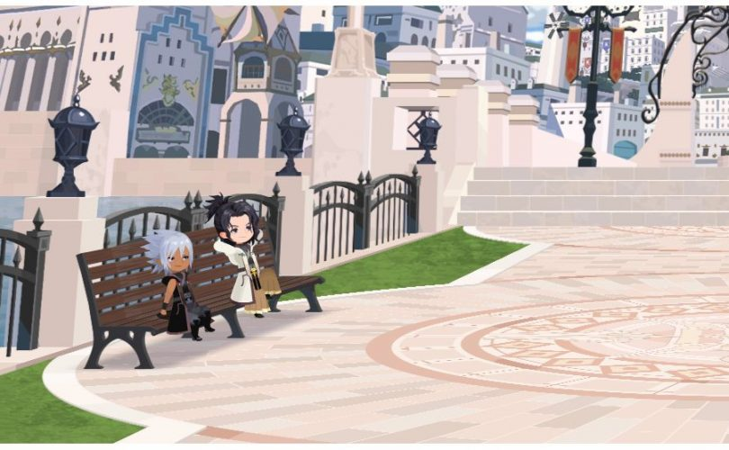 KINGDOM HEARTS Uχ: Dark Road – I due capitoli per smartphone in un'unica app