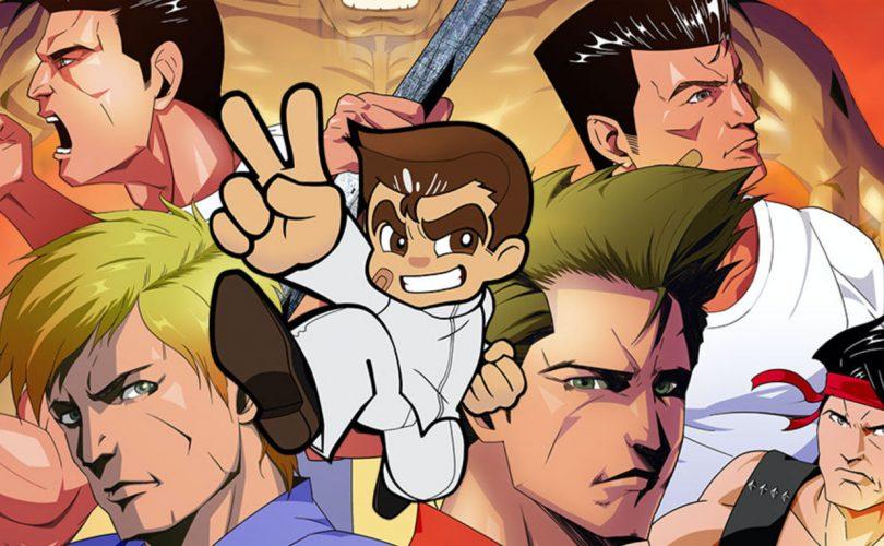 DOUBLE DRAGON & Kunio-kun Retro Brawler Bundle annunciato per console