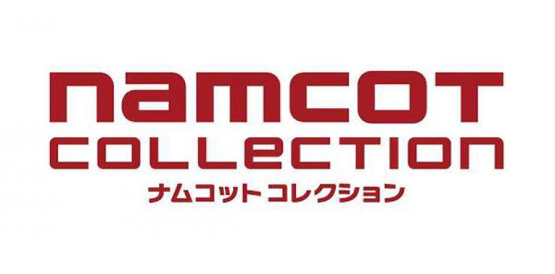 NAMCOT COLLECTION: nuovi titoli classici annunciati come DLC
