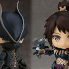 Annunciati due NENDOROID di MONSTER HUNTER WORLD: ICEBORNE e Bloodborne