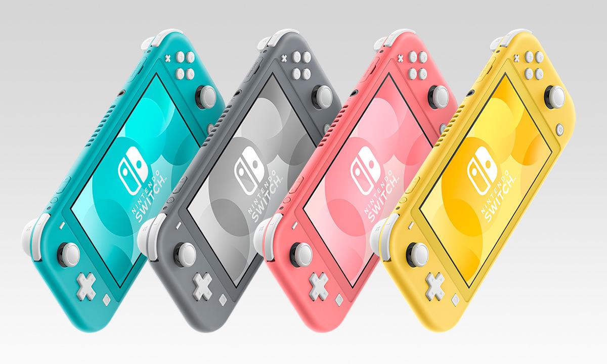 Nintendo Switch Lite: la nuova colorazione Corallo arriva in Europa